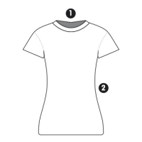 Camiseta Montecarlo Mujer